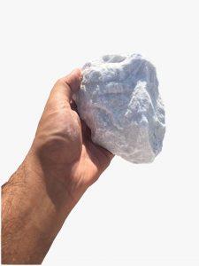 سنگ درجه یک سفید